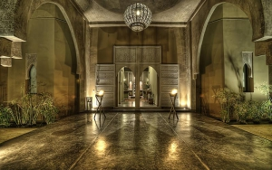 Photographie riad kasbah et hotel à Marrakech