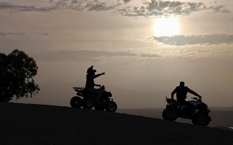 Virée en quad à Marrakech