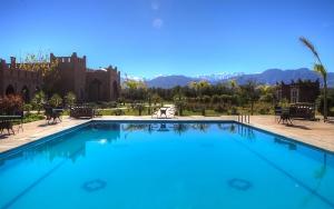 Shooting piscine Marrakech