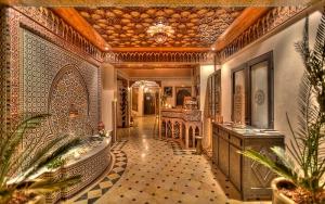 Shooting hotel Amani Marrakech