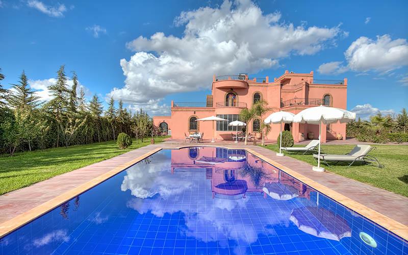 Villa shooting Marrakech