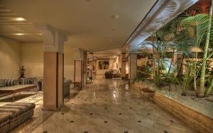 Patio hotel semiramis