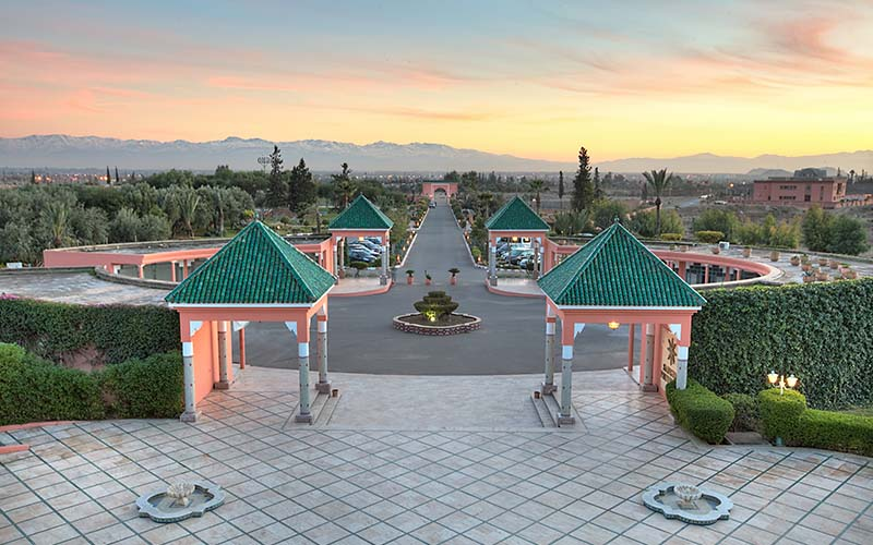 Hotel photography Marrakech