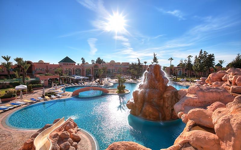 Photographe hotel Marrakech