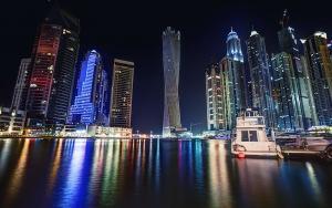 Dubai jumeirah beach photo