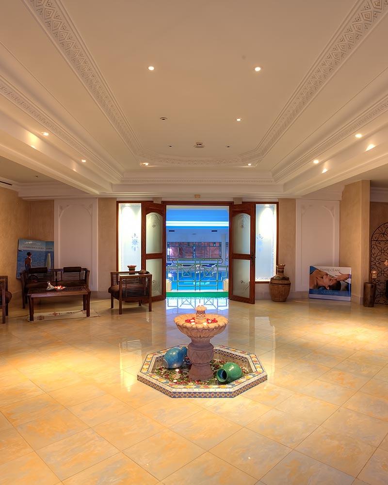 Réception Hotel Labrenda