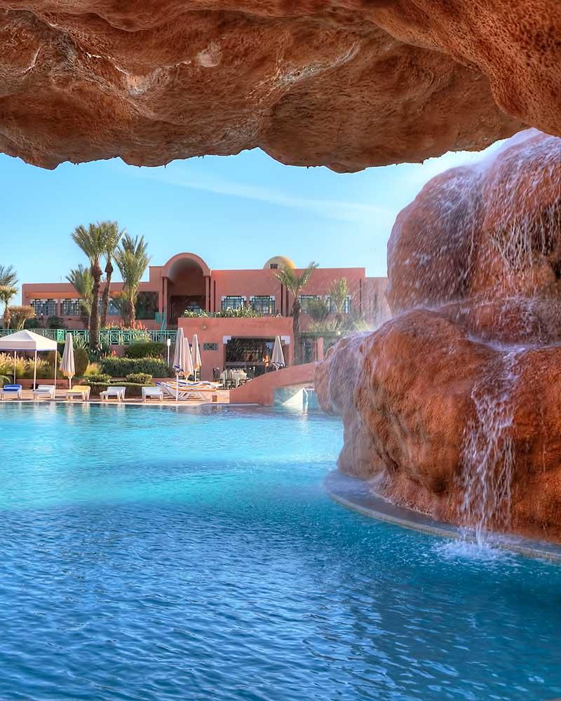 Hotel club Sangho Marrakech