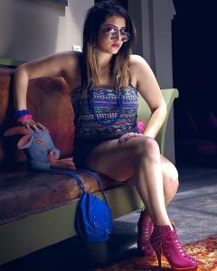 Photoshoot de mode à Marrakech