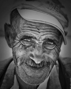 Portrait marrakech